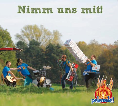 "Pelemele CD ""Nimm uns mit!"""